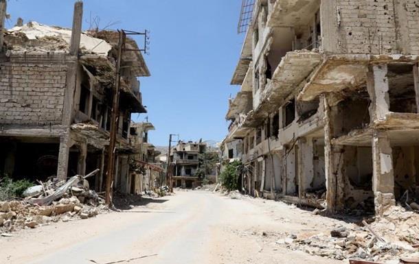 ЦРУ: Есть доказательства применения химоружия Асадом