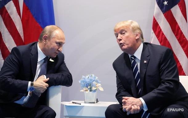 Кремль: Поступок від Трампа не чекаємо і самі зась