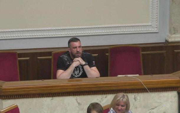 Нардеп Петренко вийшов з фракції БПП