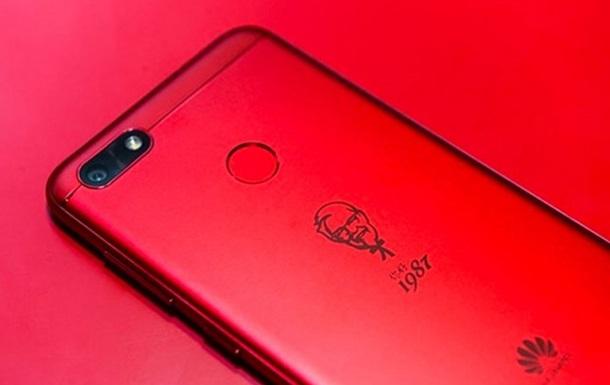Сеть фастфудов в честь юбилея выпустила смартфоны