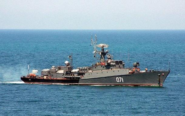Россия подняла по тревоге флот в Крыму