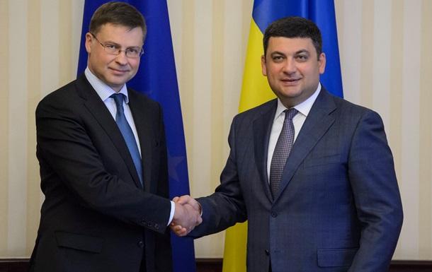 Украина и ЕС обсудили перспективы дальнейшего сотрудничества