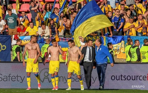 Дамоклов мяч. Украинский футбол пробил дно