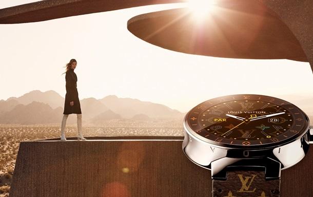 Louis Vuitton представил первые умные часы