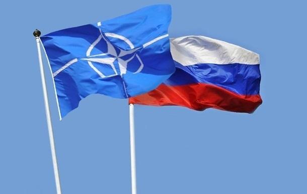 НАТО: Розбіжності з РФ щодо України фундаментальні