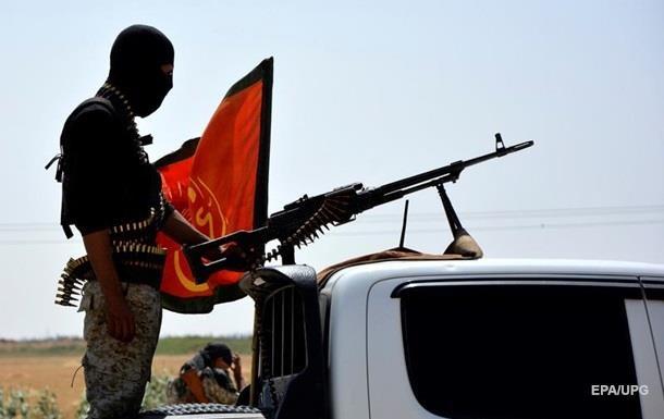 У США заявили, що бойовики більше не можуть потрапляти у Сирію