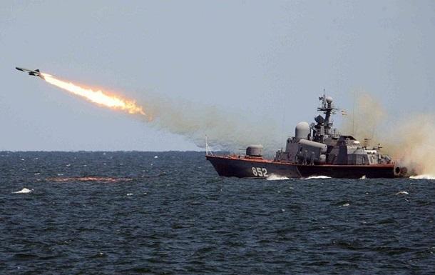РФ попередила про ракетні пуски біля берегів Сирії