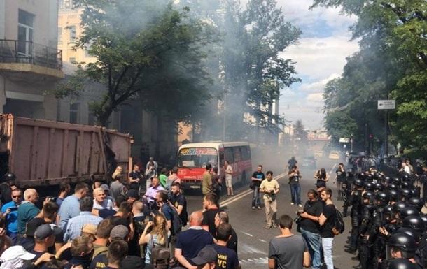 Итоги 13.07: Саммит Украина-ЕС, протесты у Рады