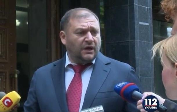 Добкин прибыл на допрос в ГПУ