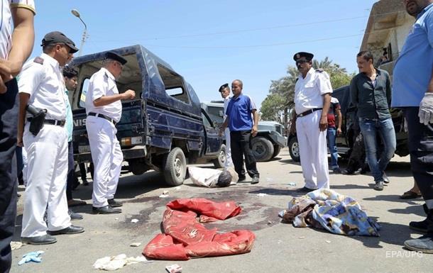 В Каире убиты пятеро полицейских