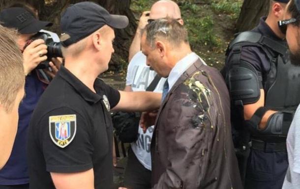 Нападение на депутата Барну расценили как хулиганство