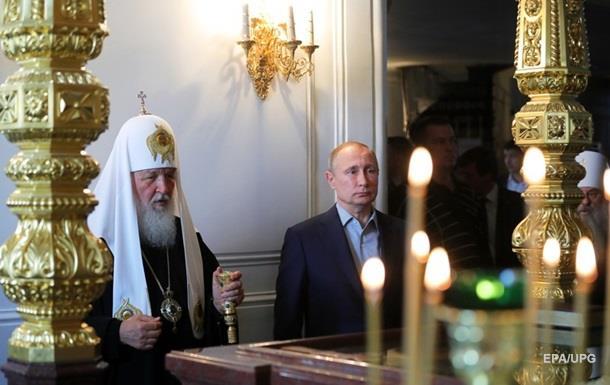 Пасія чи охоронець? Як Путін їздив у монастир