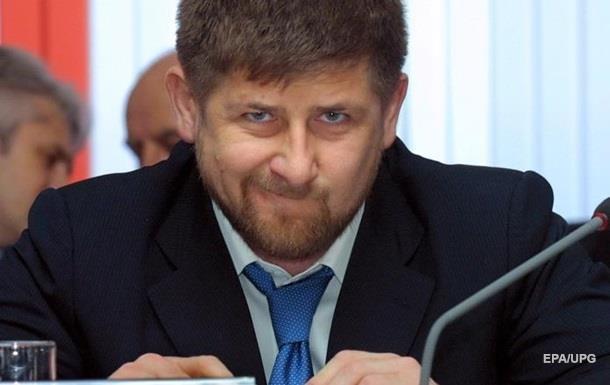 Кадиров про затримання геїв в Чечні: Це дурниця