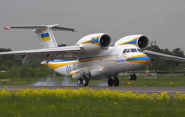 Казахстан купил украинский Ан-74 за $15 млн