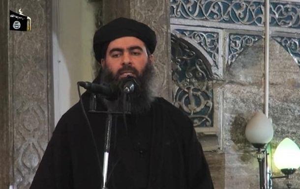 Разведка Ирака: Лидер  Исламского государства  жив