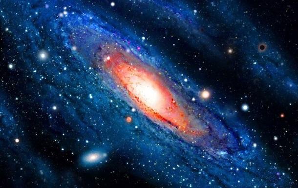 Найдена галактика, которая в тысячу раз ярче Млечного Пути