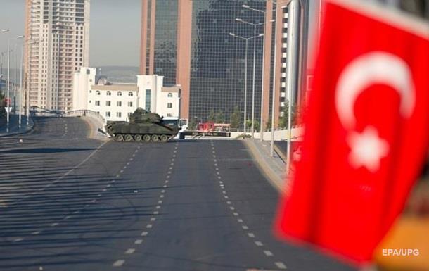 В Турции арестовали еще более 100 причастных к госперевороту