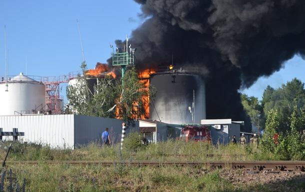 Дело обвиняемых в пожаре БРСМ-Нафты передали в суд