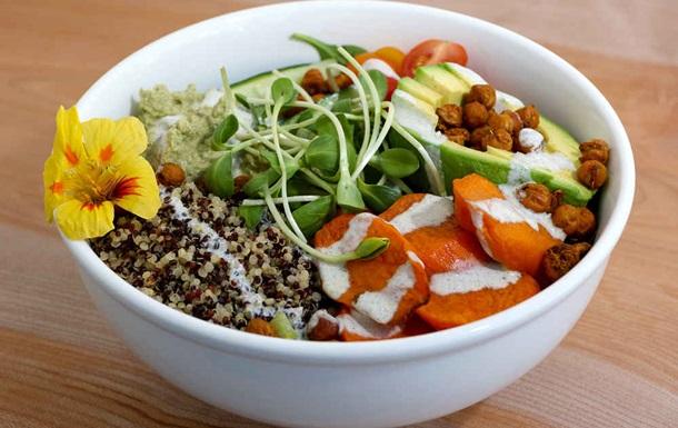Вчені назвали небезпечний вид вегетаріанства