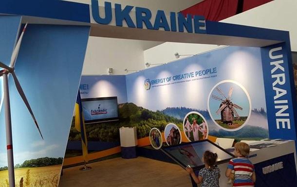Плуг вместо самолета. Сеть об Украине на Экспо