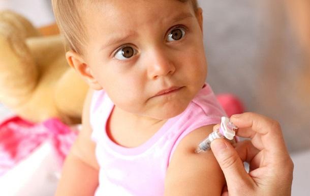 ВОЗ: Украина по детской вакцинации в ТОП-8 худших