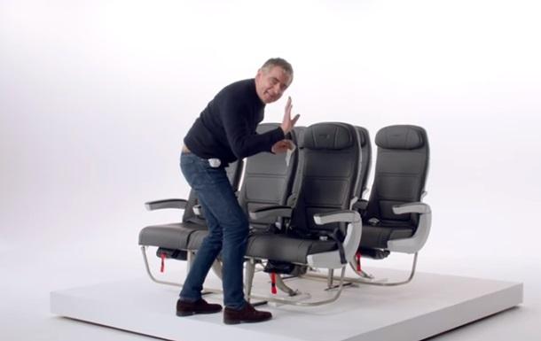 Мистер Бин  снялся в ролике для British Airways