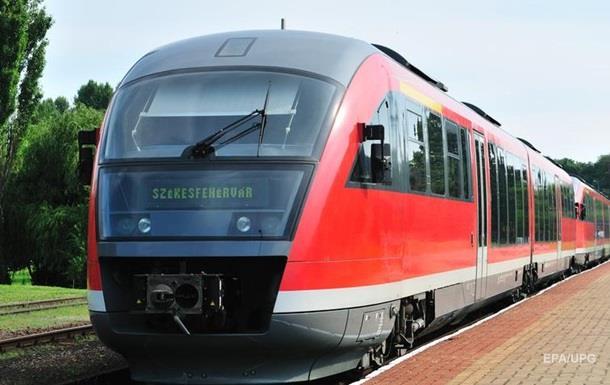 В Венгрии остановили движение всех поездов