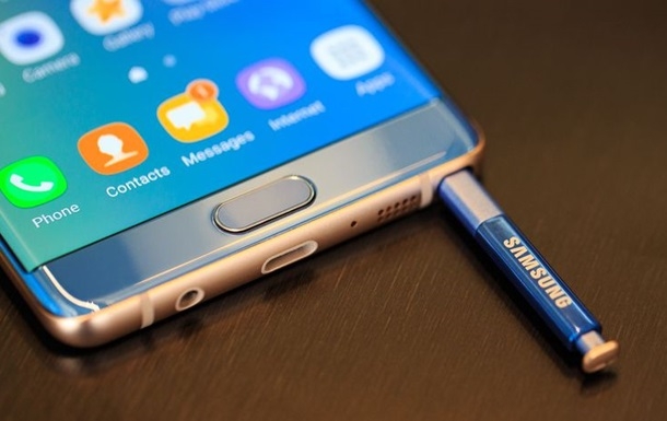 Samsung добуде з дефектних Galaxy Note 7 срібло й золото