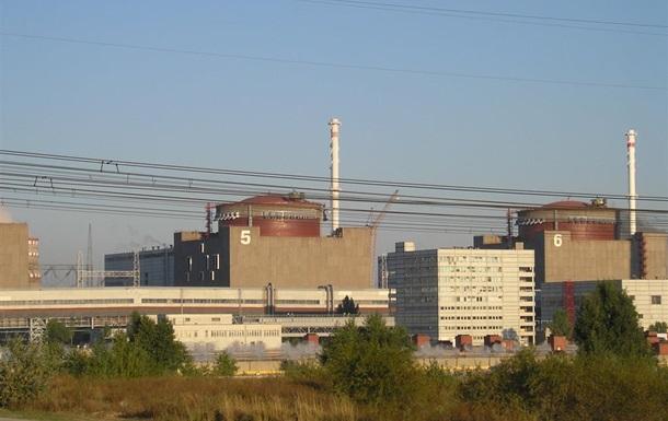 Запорожская АЭС подключила пятый энергоблок к сети