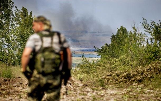 В АТО погибли девять украинских военных