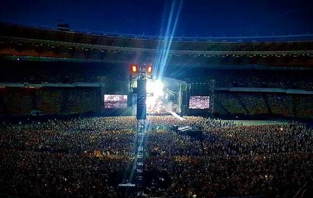 Концерт Depeche Mode у Києві: відео