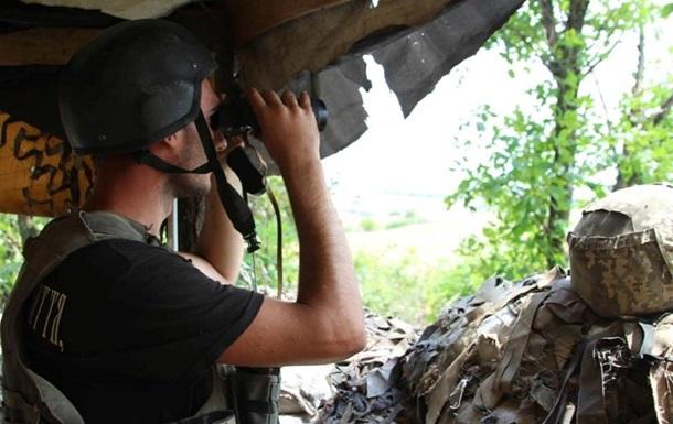 У штабі уточнили втрати серед військових в АТО