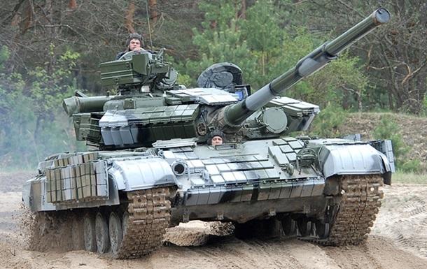 Под Днепром на учениях ранены восемь военных
