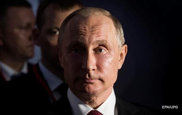 Журнал Time вийде з портретом Путіна на обкладинці