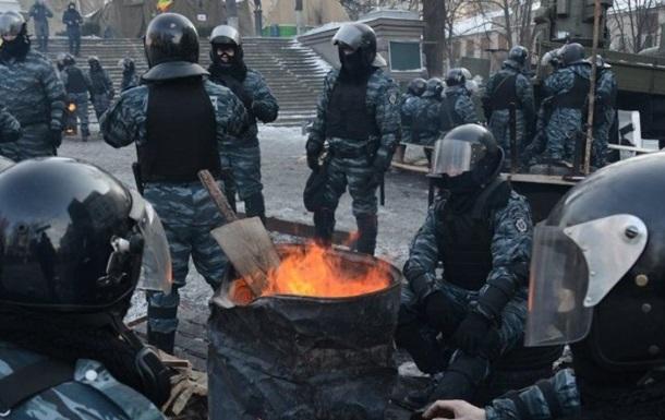 Россия отказалась выдавать экс-беркутовцев
