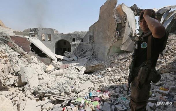 У ИГИЛ в Мосуле были материалы для  грязной бомбы  - WP