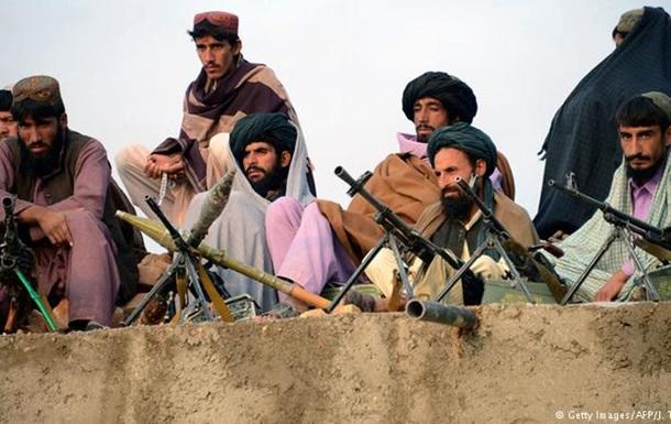 Талібан узяв під контроль кілька районів Афганістану