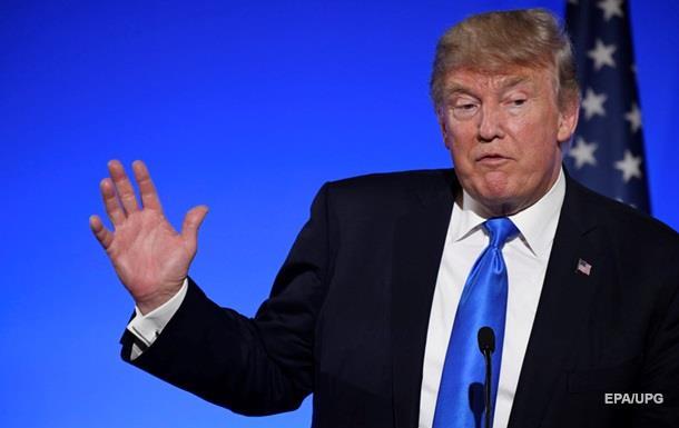 Трамп незадоволений підтримкою республіканців