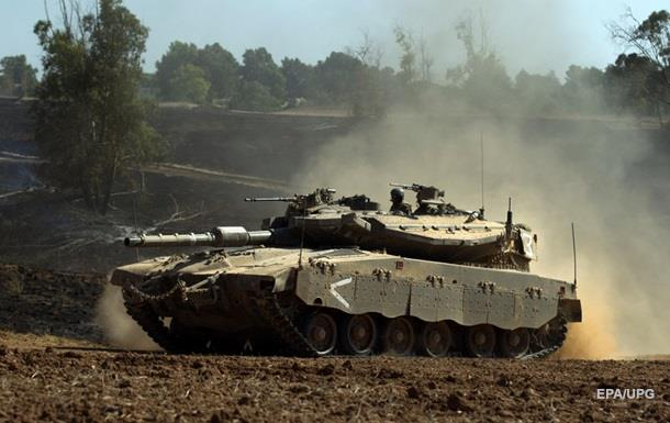 Танк Ізраїлю атакував пост бойовиків в Газі
