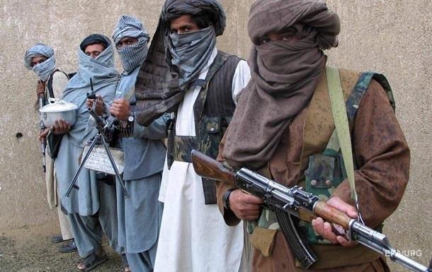 Талибы захватили новые районы в Афганистане