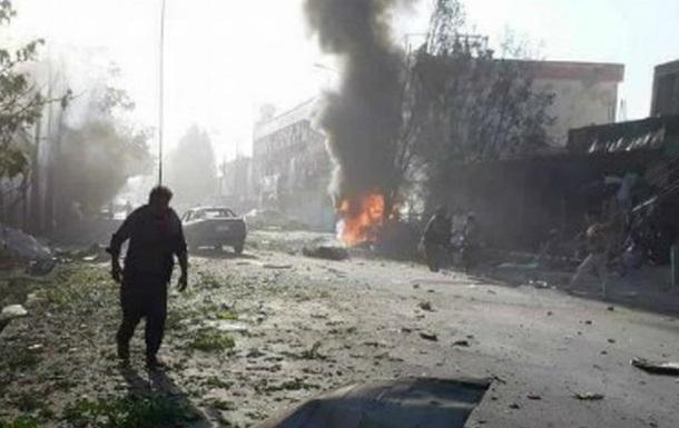Під час вибуху в Кабулі загинули 24 людини
