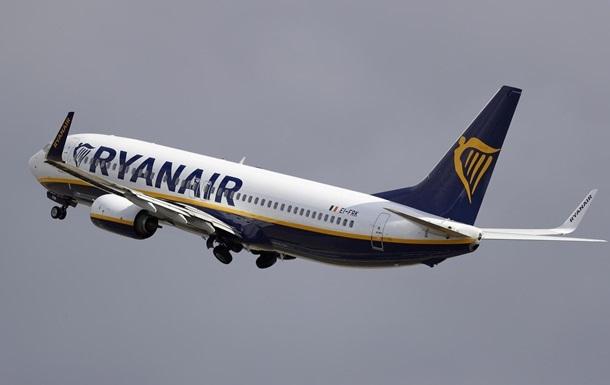 Ryanair снижает цены из-за резкого роста прибыли