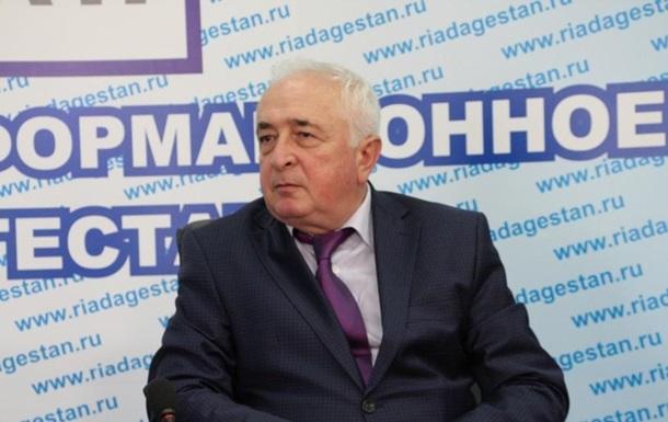 В Дагестане похитили министра