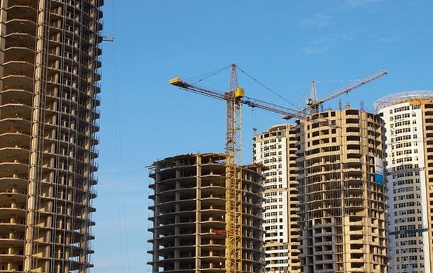 В Украине на четверть выросли объемы строительства