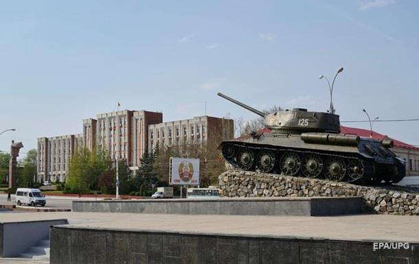Украинским журналистам показали Приднестровье