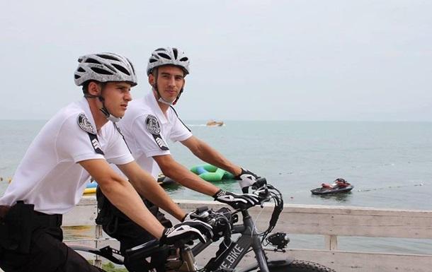 В Одесі запрацював велопатруль поліції