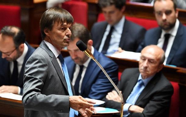 Міністр екології Франції знепритомнів у парламенті