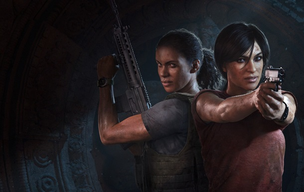 Uncharted: The Lost Legacy: видео