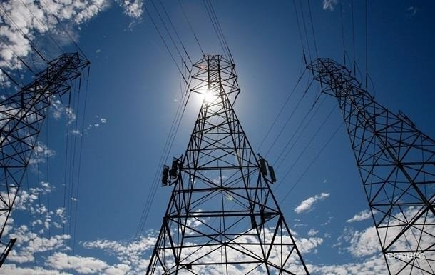Київ відключив світло непідконтрольним територіям