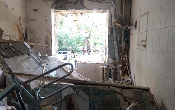 Взрыв в Киеве 26.07.2017